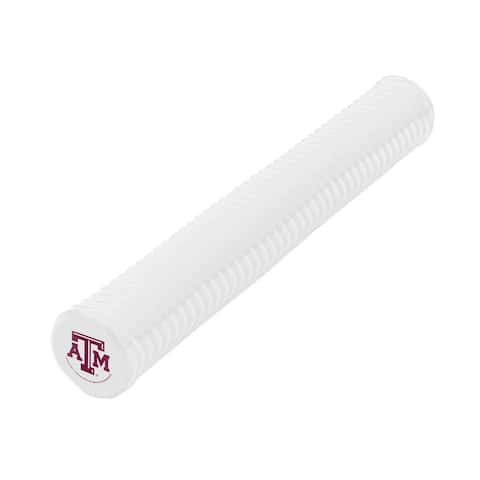 """43"""" White Floating NCAA Texas A and M Big Dipper Swimming Pool Tube Float"""