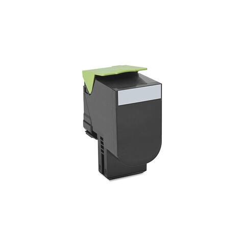 Lexmark 70C0H10 Lexmark 700H1 Black High Yield Toner Cartridge - Black - Laser - 4000 Page - OEM