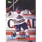 Josh Holden Regina Pats Vancouver Canucks 1995 Classic Hockey Draft Certified Autograph Autographe