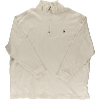 Polo Ralph Lauren Mens Big & Tall Casual Pullover Polo Sweater - 3xb