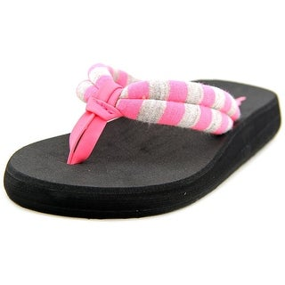 Rocket Dog Natalie Open Toe Canvas Thong Sandal
