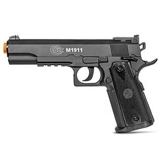 Palco  Colt Soft Air Special Combat 1911 Co2 Airsoft Pistol, Black, Os - Black - 1.9 pounds