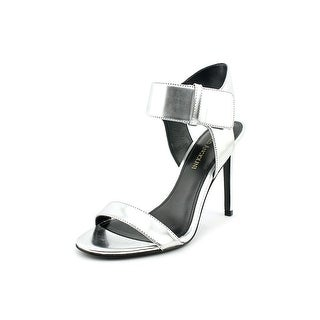 Enzo Angiolini Brodee Open Toe Synthetic Sandals