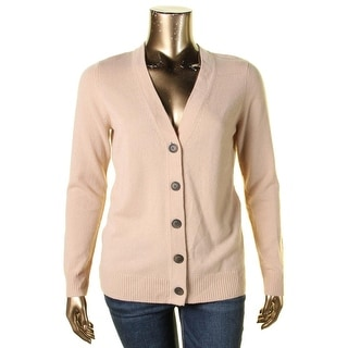 Private Label Womens Cardigan Sweater Cashmere V-Neck