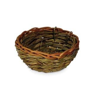 """Prevue Pet Canary Twig Nest 4"""" x 2 1/2"""" - 1150"""