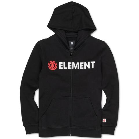 Element Mens Hoodie Small Full Zip Blazin Classic Logo