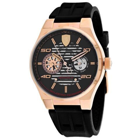 Ferrari Men's Speciale Black Watch - 830458 - One Size
