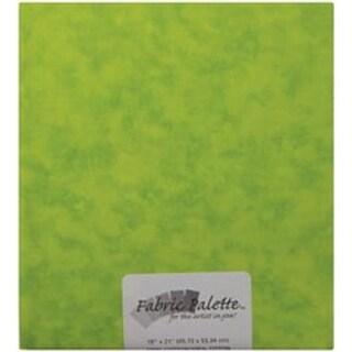 """Lime Texture - Fabric Palette Precut 18""""X21"""" 1/Pkg"""