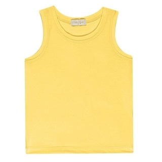 Toddler Girl Tank Top Little Girl Clothes Sleeveless Shirt Pulla Bulla 1-3 years