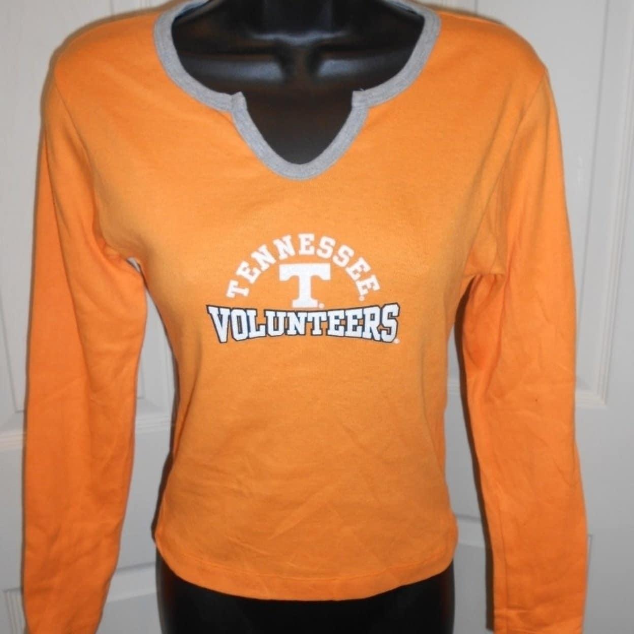 NEW Tennessee Volunteers Girls Juniors Sizes S-M-L-XL Shirt
