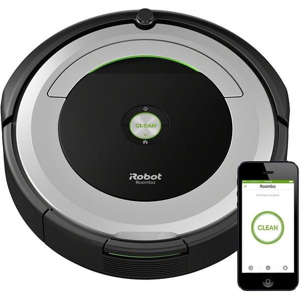 iRobot Roomba 690 Wi-Fi Connected Robotic Vacuum