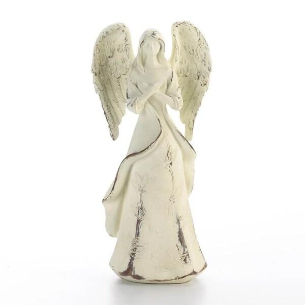 Never Give Up Hope Angel Figurine