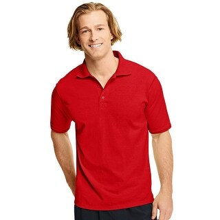 Hanes X-Temp Men's Polo