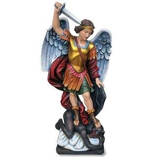 CB Catholic TC119 VG 48 in. St. Michael Statue