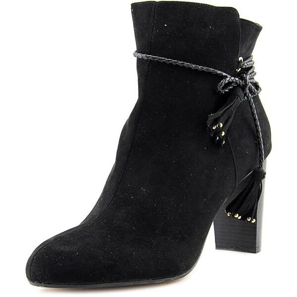 Thalia Sodi Womens Palomaa Closed Toe Ankle Fashion Boots