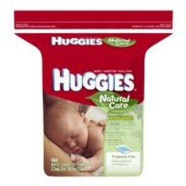 HUGGIES Natural Care Fragrance-Free Wipes 184 ea (4 options available)