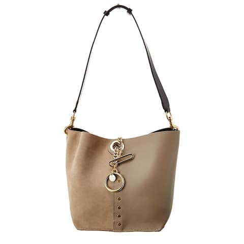 See By Chloe Gaia Leather & Suede Tote - 23W