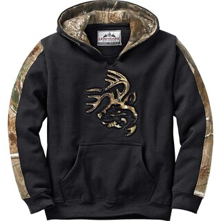 Legendary Whitetails Youth Camo Outfitter Hoodie (More options available)