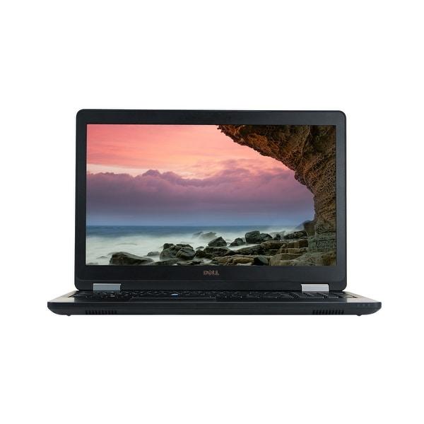 """Dell Latitude E5570 Core i7-6600U 16GB RAM 480GB SSD 15.6"""" FHD Windows 10 Pro (Refurbished B Grade)"""