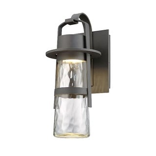 Modern Forms WS-W28516 Balthus 1 Light LED Outdoor Wall Sconce - 7 Inches Wide