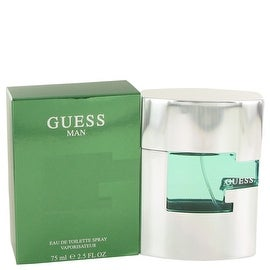 Guess (New) by Guess Eau De Toilette Spray 2.5 oz - Men
