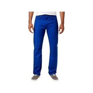 Levi's Mens 513 Straight Leg Jeans Colored Classic-Rise
