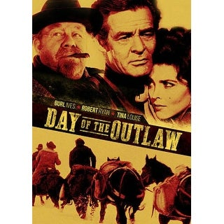 Day of the Outlaw - DVD