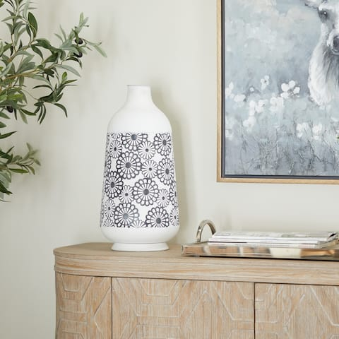 Iron French Country Vase