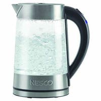 Nesco Electric Glass Water Kettle Water Kettle