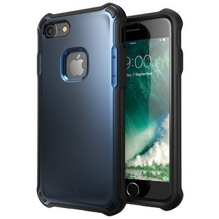 i-Blason-iPhone 7 Plus Case-Venom Ultra Slim Case-Blue