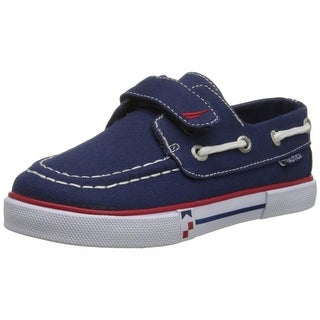 Nautica Boys Little River 2 Toddler Boys Canvas Boat Shoes - 10