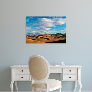 Easy Art Prints David Wall's 'Ferns' Premium Canvas Art