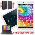 Indigi® Android 4.4 KitKat Factory Unlocked 3G 2-in-1 DualSIM SmartPhone + TabletPC w/ Keycase included - Thumbnail 0