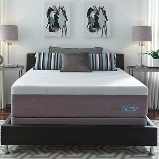 Link to Slumber Solutions Choose Your Comfort 14-inch Gel Memory Foam Mattress Set Similar Items in Mattresses