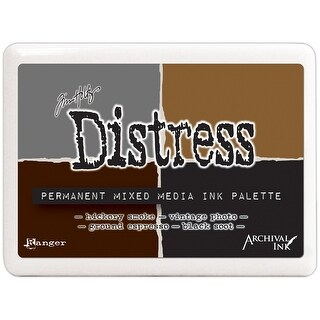 Tim Holtz Distress Mixed Media Palette-