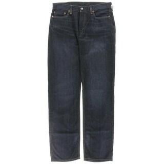 Levi's Mens Classic Straight Jeans Denim Cotton - 33/34