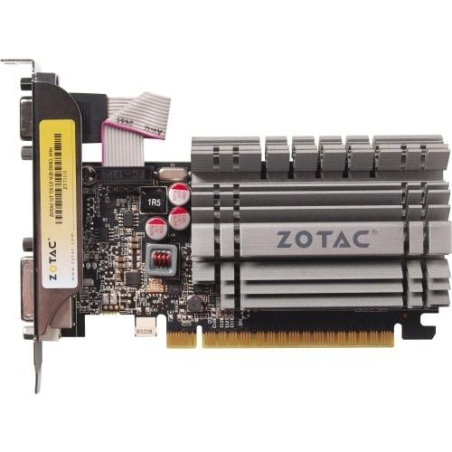 """Zotac ZT-71115-20L Zotac ZT-71115-20L GeForce GT 730 Graphic Card - 902 MHz Core - 4 GB DDR3 SDRAM - PCI Express 2.0 x16 -"