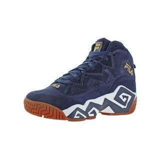 Fila Mens MB Fashion Sneakers Retro Lace-Up