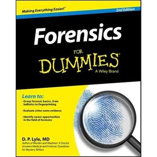 Forensics for Dummies - D. P. Lyle
