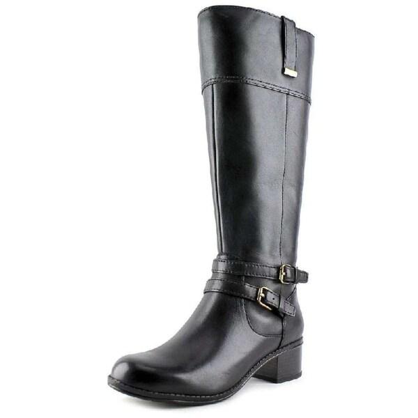 Bandolino Womens Carlotta Closed Toe Knee High Fashion Boots