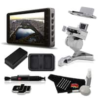 """DJI CrystalSky Monitor, 5.5"""" High Brightness with Remote Controller Mounting Bracket"""
