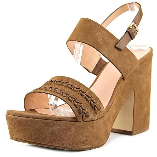 Kate Spade Rosa Women Tobacco Sandals