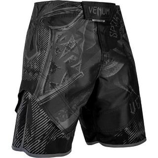 Venum Gladiator 3.0 MMA Fight Shorts - Black/Black