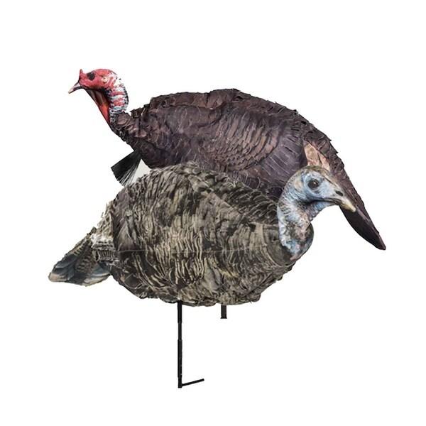 Montana Decoy Purr-Fect Pair Hen/Jake Cbo - M0062