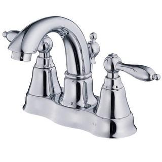 Danze D301040 Fairmont Two Handle Lavatory Faucet, Chrome