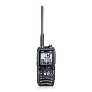 Standard Horizon HX870 6W Floating Handheld VHF Radio Floating Handheld VHF Radio
