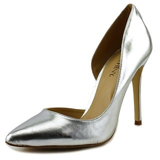 Luichiny Dance Queen Women  Pointed Toe Synthetic  Heels
