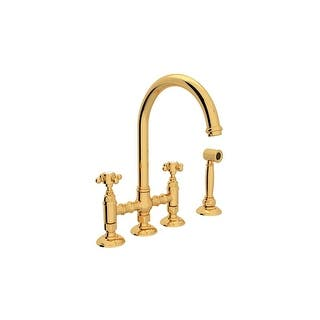 Buy Rohl Kitchen Faucets Online At Overstock Our Best Faucets Deals