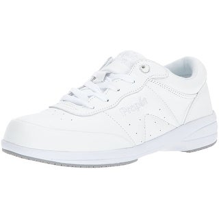 Propét Womens washable walker Leather Low Top Lace Up Fashion Sneakers (More options available)