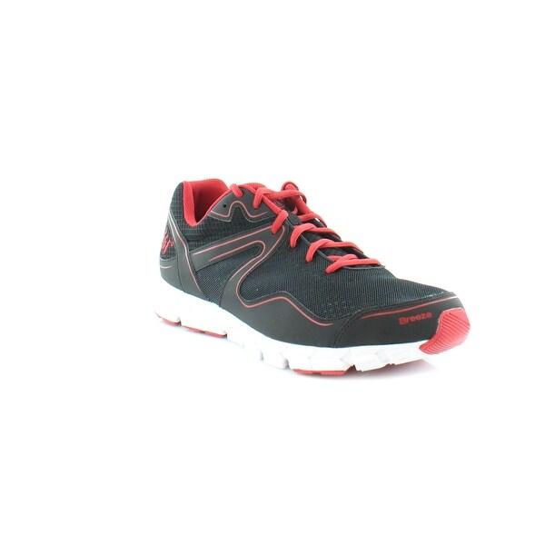 361 Breeze Men's Athletic Black/Red
